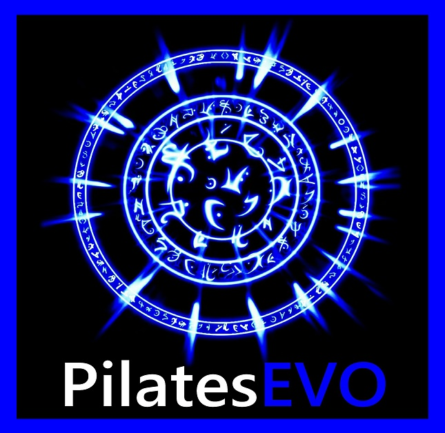 Pilates EVO Logo Medium