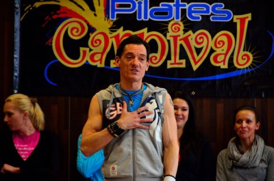 Pilates Carnival Chris Hunt