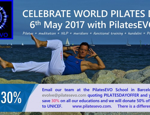 World Pilates Day Special Offer