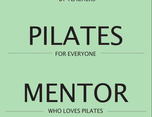My Pilates Mentor Message